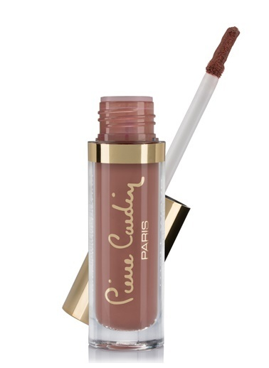 Pierre Cardin Matt Wave Liquid Lipstick – Mat Likit Ruj - Velvet Beige Kahve